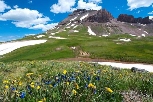 Photograph - Uncompahgre Peak by Cascade Colors