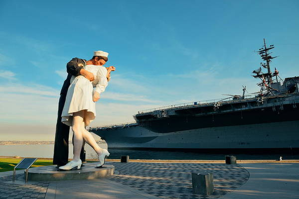 Photograph - Unconditional Surrender  by Songquan Deng