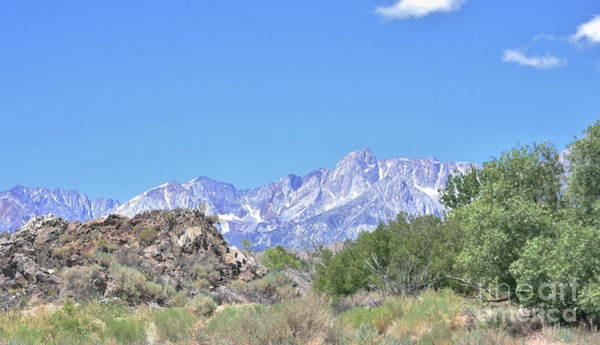 Bishop Hill Photograph - Under Blue Skies by Marilyn Diaz