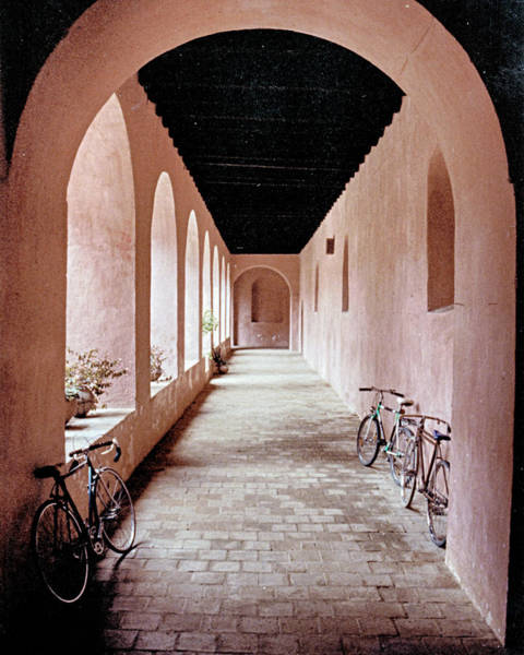 Photograph - Under The Arches by Charles McKelroy