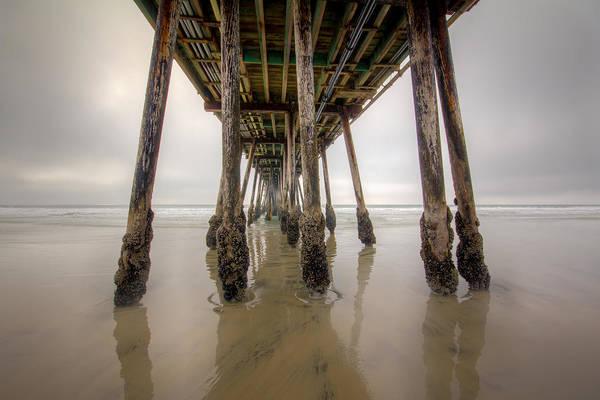 Villandry Photograph - Under The Boardwalk by Christopher Villandry