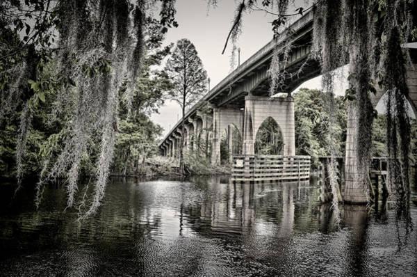 Wall Art - Photograph - Under The Bridge by Jamie Gainey