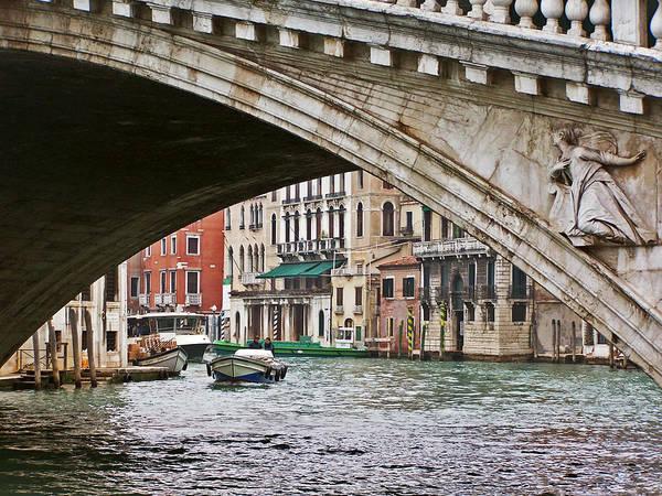 Photograph - Under The Bridge by Jennifer Robin