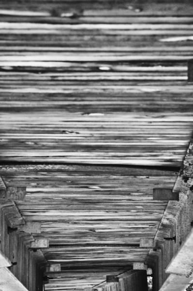 Photograph - Under The Footbridge by Christi Kraft