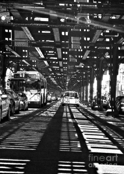 Sarah Photograph - Under The One Train In The Bronx by Sarah Loft