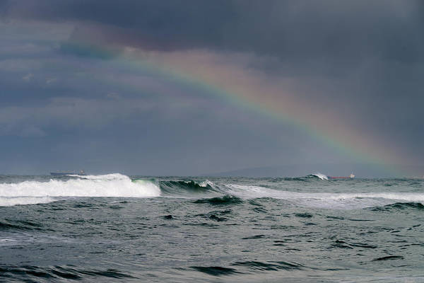 Photograph - Under The Rainbow by Michael Goyberg