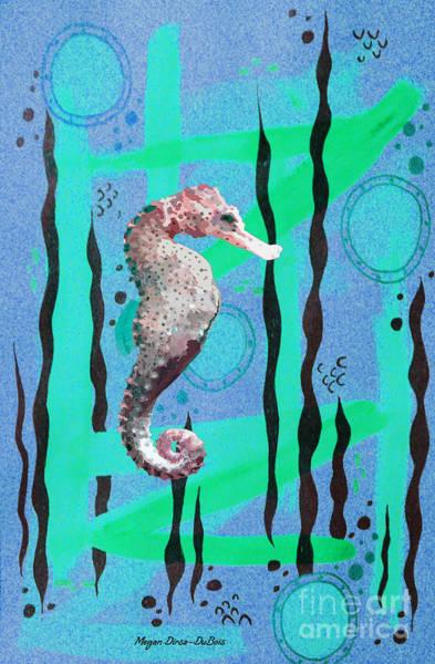 Digital Art - Under The Sea by Megan Dirsa-DuBois