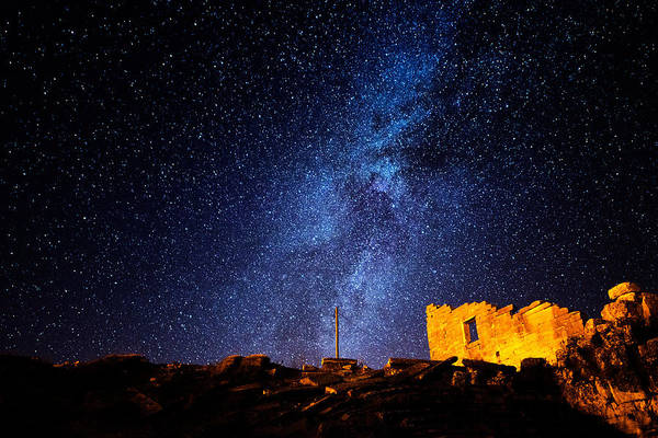 Photograph - Under The Stars-2 by Okan YILMAZ