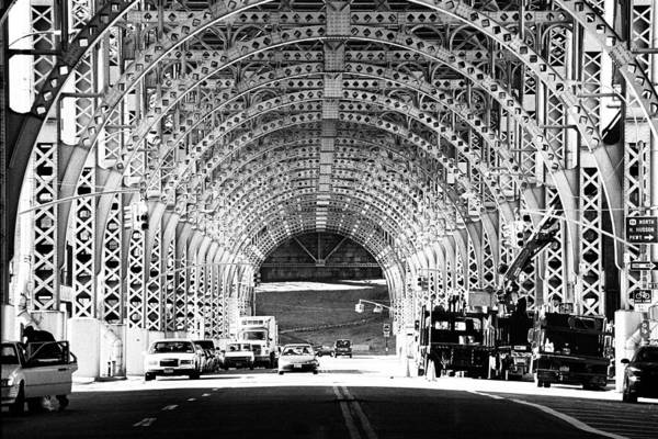 Under The West Side Highway Art Print