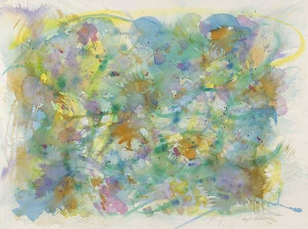 Painting - Under Water Heaven by Angela Bushman