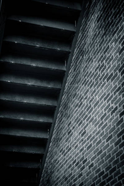 Photograph - Underneath The Stairs by Melinda Ledsome