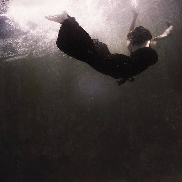 Underwater Photography Photograph - Underwater by Lola Mitchell Photography