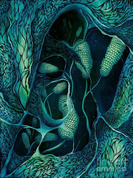 Painting - Underwater Revelation by Lyn Pacificar
