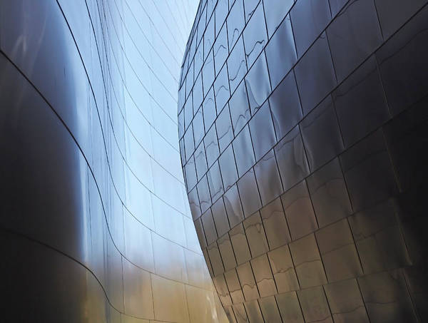 Photograph - Undulating Steel by Rona Black