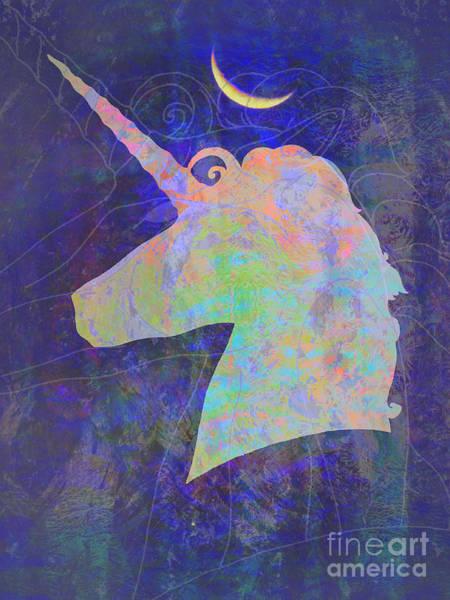 Unicorn Wall Art - Photograph - Unicorn Dreams by Robert Ball