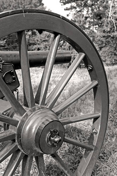 Photograph - Union Artillery At Vicksburg by Andy Crawford