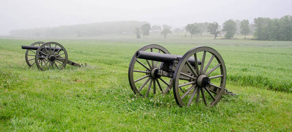 Photograph - Union Cannon   7d02691 by Guy Whiteley