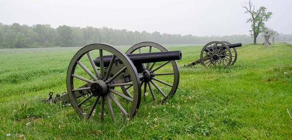 Photograph - Union Cannon   7d02692 by Guy Whiteley