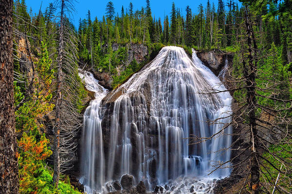 Photograph - Union Falls by Greg Norrell
