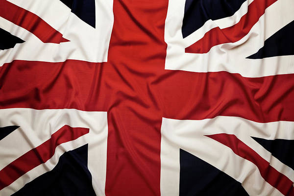 Usa Flag Photograph - Union Jack Flag by Joseph Clark