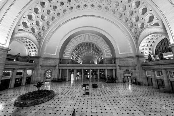 Photograph - Union Station by David Morefield