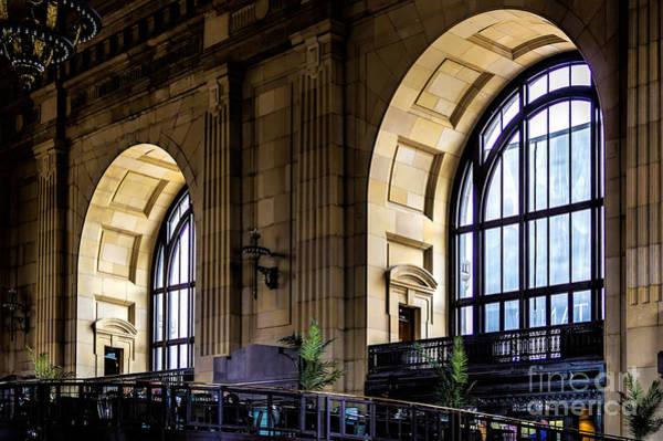 Photograph - Union Station by Jon Burch Photography