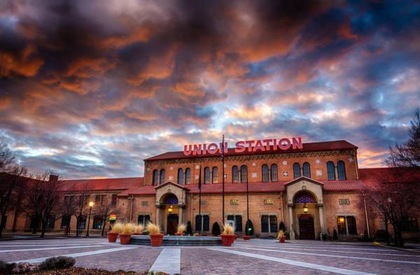 Photograph - Union Station Ogden Utah by Michael Ash