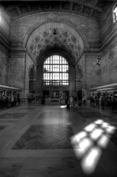 Photograph - Union Station by Ross G Strachan