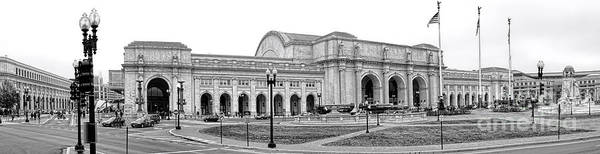 D.c Photograph - Union Station Washington Dc by Olivier Le Queinec
