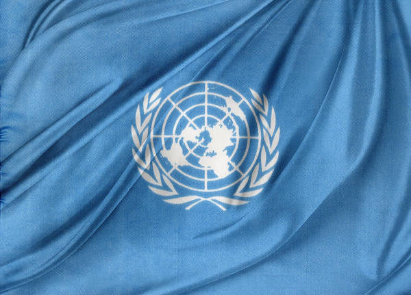 Wall Art - Photograph - United Nations by Les Cunliffe