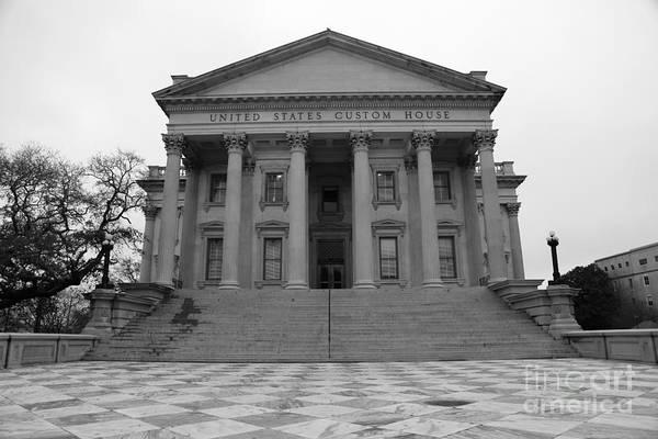 Photograph - United States Custom House - Charleston by Carol Groenen