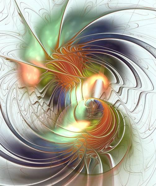 Digital Art - Unity by Anastasiya Malakhova
