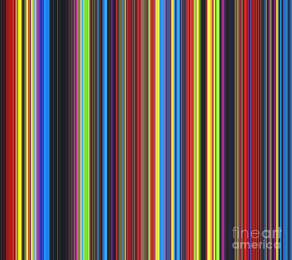 Digital Art - Unity Of Colour by Tim Gainey