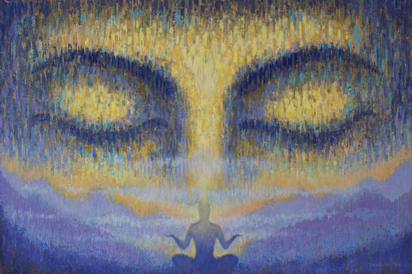 Buddhism Wall Art - Painting - Unity by Vrindavan Das