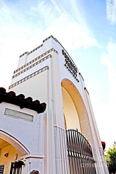 Photograph - Universal Studios Hollywood California 5d28511 by Wingsdomain Art and Photography