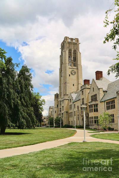 Mac Photograph - University Hall 1612 by Jack Schultz