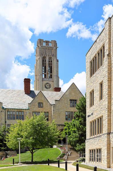 Mac Photograph - University Hall University Of Toledo 1586 by Jack Schultz
