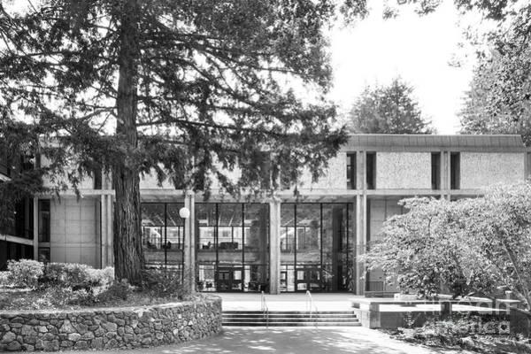 Photograph - University Of California Santa Cruz Mc Henry Library by University Icons