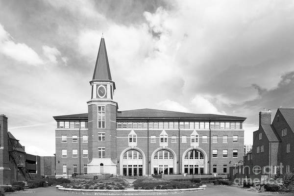 Photograph - University Of Denver Sturm College Of Law by University Icons
