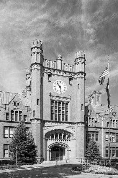 Photograph - University Of Idaho Administration Building by University Icons