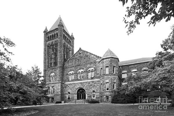 Photograph - University Of Illinois Altgeld Hall by University Icons