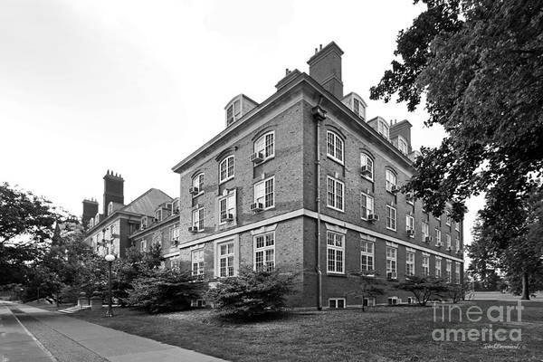 Photograph - University Of Illinois Classic Collegiate Architecture  by University Icons