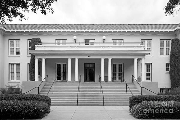 Photograph - University Of La Verne Miller Hall by University Icons