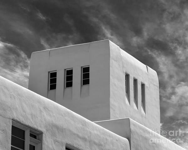 Photograph - University Of New Mexico Mesa Vista Hall by University Icons