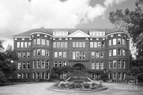 Photograph - University Of Portland Waldschmidt Hall by University Icons
