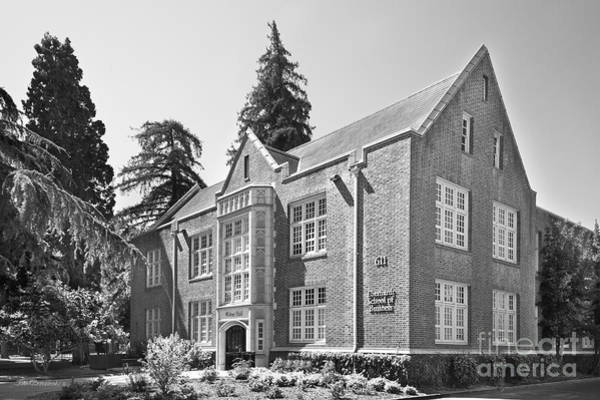Photograph - University Of The Pacific - Eberhardt School Of Business by University Icons