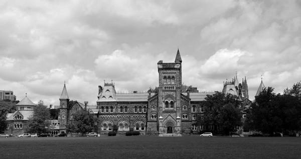 Photograph - University Of Toronto 6b by Andrew Fare