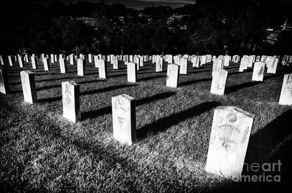 Photograph - Unknown Soldier Cemetery by Danny Hooks