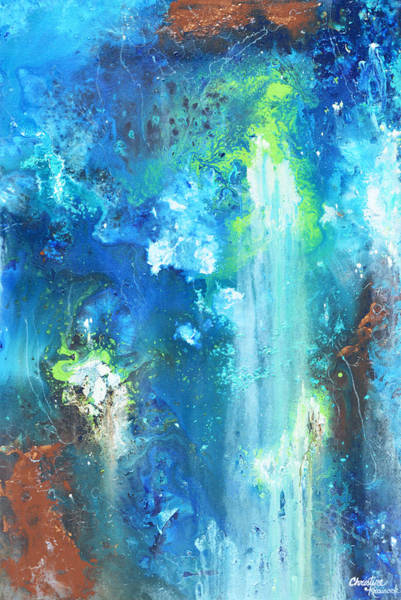 Wall Art - Painting - Unlimited by Christine Bell