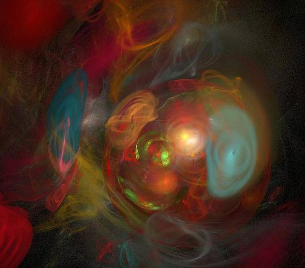 Digital Art - Unnamed Universe by Kathie Chicoine